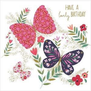Mulberry Birthday Cards