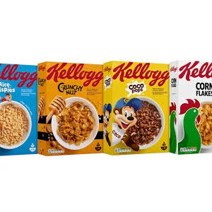 Cereals & Cereal Bars