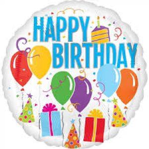 General Birthday Balloons