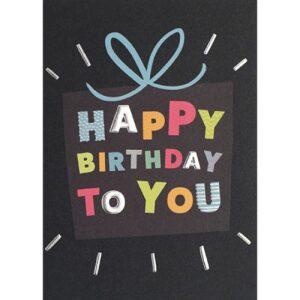 Bangers & Flash Birthday Cards