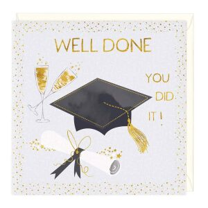 Well Done/Congratulations Cards