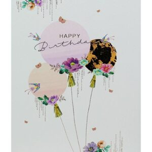 Lemon Sorbet Birthday Cards