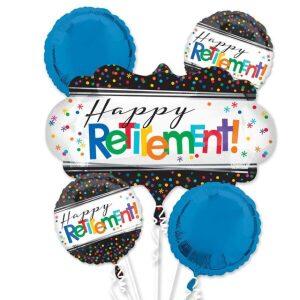 Retirement Balloons