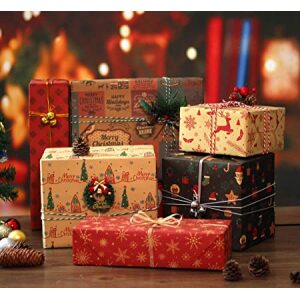 Christmas Gift Wrap & Accessories